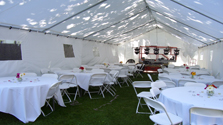 Suffolk Party Tent Rental About Page Picture.
