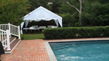 Long Island Party Tent Rental Contact Page Picture.